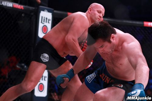 Daily Debate results: Whose Bellator performance was more impressive, Fedor or Bader?