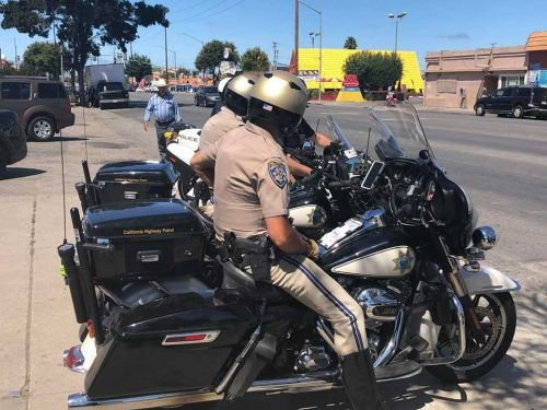 Multi-agency traffic enforcement nets 65 citations in Salinas