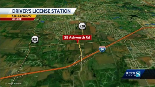 New DOT license station opens in Waukee
