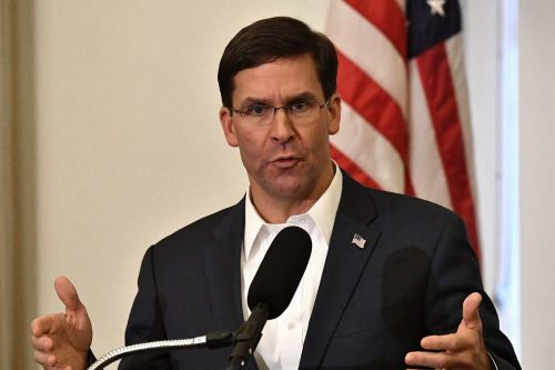 Mark Esper: Pentagon 'will do everything we can' to respond to impeachment subpoena