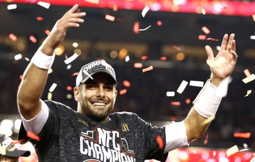 Super Bowl 2020 won't be too big for Jimmy Garoppolo: ex-coaches