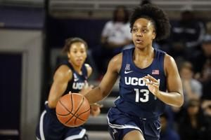 No. 3 UConn routs East Carolina 98-42 for another AAC win