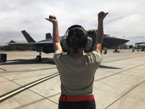 Mountain Home AFB hosts largest off-station F-35A operation to date