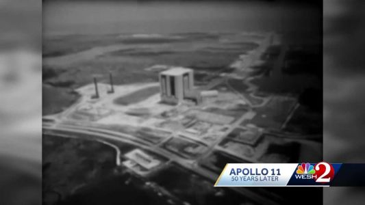 Looking back at the construction of Kennedy Space Center