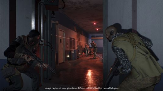 Firewall: Zero Hour tests how well you can target your enemy in VR