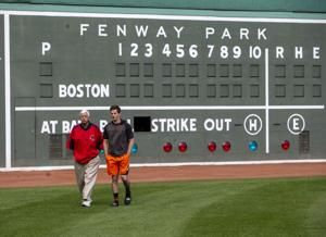 Another Yaz in LF in Fenway Park; Giants' Mike Yastrzemski