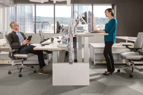 What are the real health benefits of a standing desk?