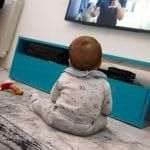 Amount of TV Watching Tied to Infant Temperament