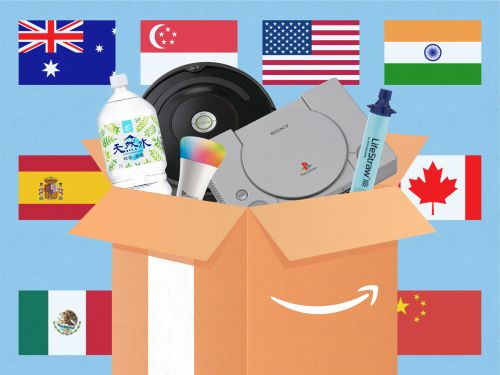 The best-selling Amazon Prime Day deals from 18 countries around the world