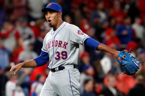 The 'bad guy' mentality driving Mets' Edwin Diaz