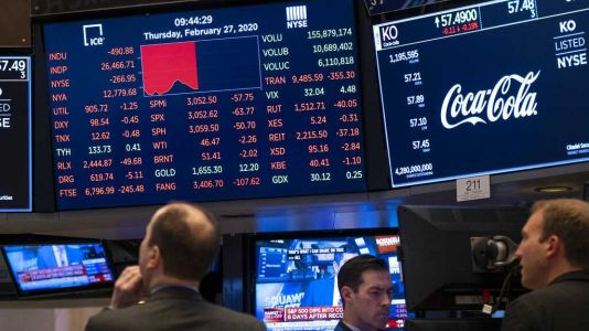 Worst week for Wall Street since 2008 financial crisis