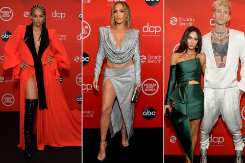 The best AMAs 2020 red carpet looks: BTS, J.Lo, Katy Perry and more