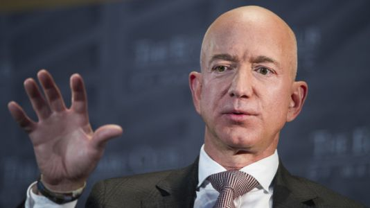 U.N. Experts Urge Probe Of Reported Hacking Of Jeff Bezos' Phone By Saudi Arabia