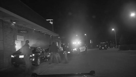Drive-thru chaos: Video shows police pepper spray driver who refused to leave