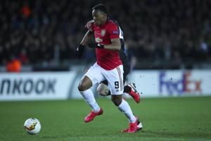 Man United held 1-1 at Brugge in EL; Arsenal, Inter win