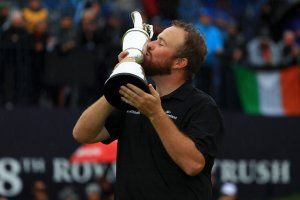 Irishman Shane Lowry wins British Open