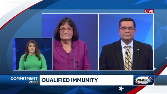 2020 NH 2nd District debate: Qualified immunity for police officers