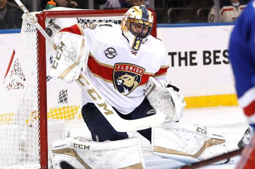 Panthers' goalie Roberto Luongo retires after 19 seasons, ranks third in all-time wins