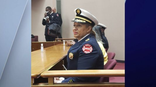 Annette Nance-Holt confirmed as first Black woman to lead the Chicago Fire Department