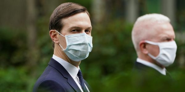 A Kennedy who worked on Jared Kushner's COVID-19 task force said he was asked to distort a coronavirus prediction to make the outbreak seem less bad