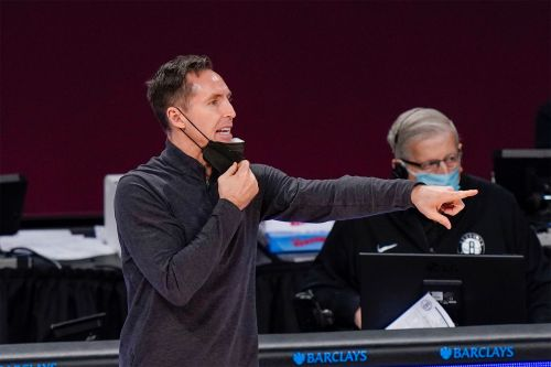 Steve Nash's rotation reluctance shows Nets' shallow roster