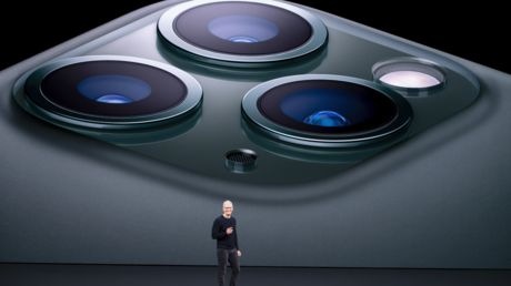 New iPhone met with myriad memes over bizarre, three-eyed design