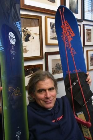 Snowboard pioneer Jake Burton Carpenter dies at 65
