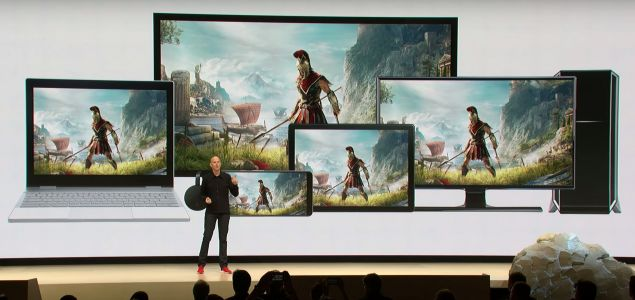 One crucial detail was missing from Google's huge gaming announcement: Games!