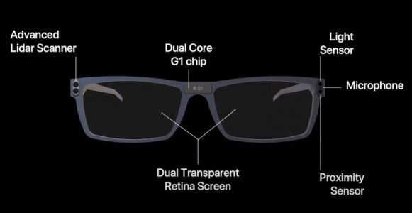 This Apple Glass concept video shows AR glasses might not be a bad idea