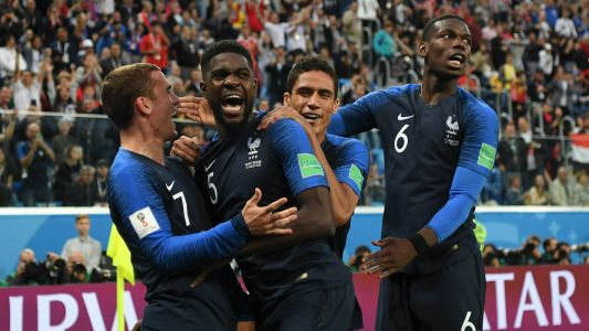 World Cup final odds: France opens as huge favorites vs. Croatia
