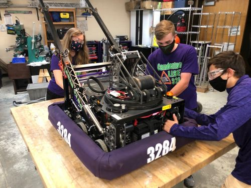 How one of the world's biggest STEM programs is still teaching students to build their own robotics startups during the most uncertain school year ever