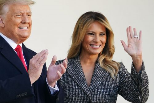 Melania Trump to possibly pen memoir on time spent in the White House