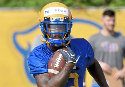 Pitt's receivers, once an afterthought, now one of the team's biggest strengths