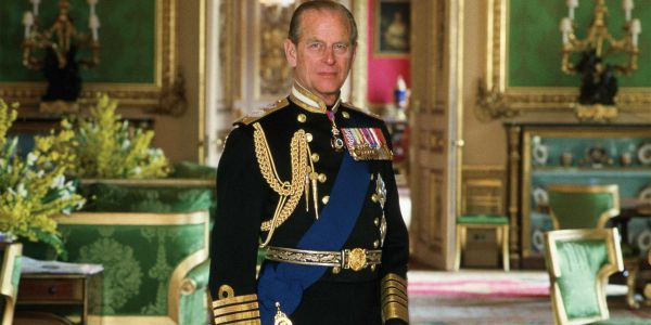 Prince Philip's royal life in photos