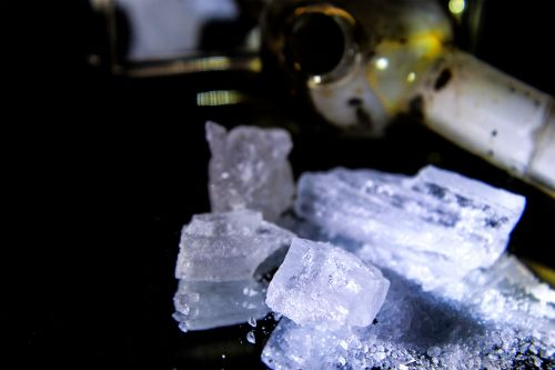 Massive stash of meth found stuffed in suitcases in Washington forest
