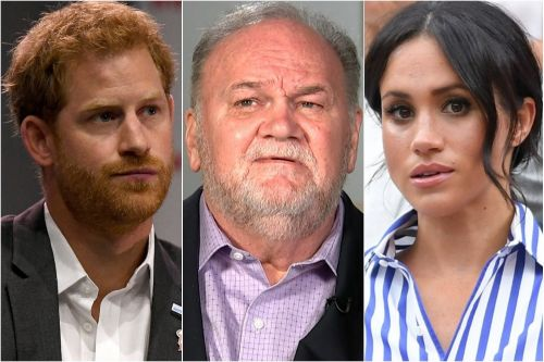 Meghan Markle's father lied to Prince Harry about paparazzi photos