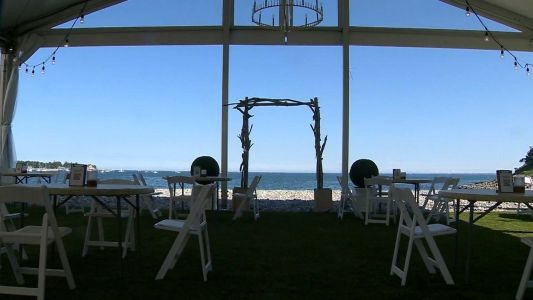 Wedding venue owners in Mass. frustrated by reduced guest capacity