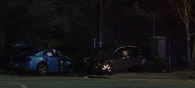 PD: Impairment appears to be factor in downtown Cincinnati crash that killed 1, injured 6