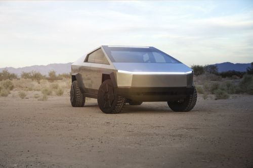 The Tesla Cybertruck is a wild mashup of famous and infamous car designs - here's a rundown