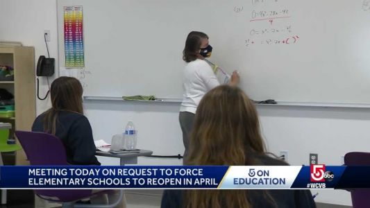 Official wants authority to force schools to reopen