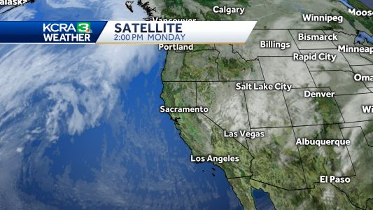 Dry weather for Northern California