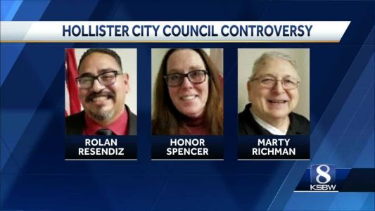 Hollister City Council drama continues after contentious meeting