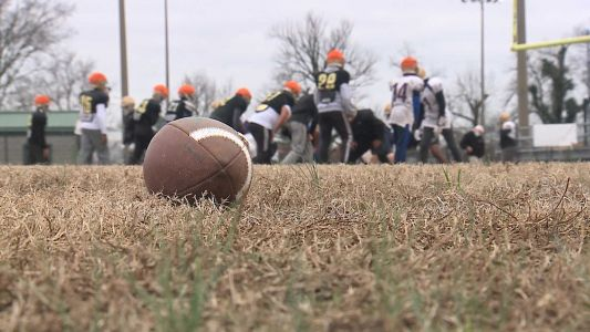 Thanksgiving Day football practice has extra meaning in 2020