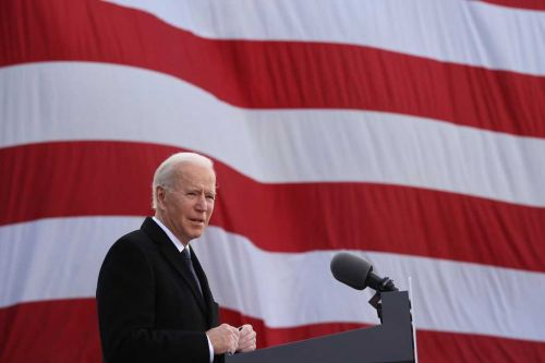 Biden gives emotional farewell to Delaware as he departs for Washington on eve of his inauguration