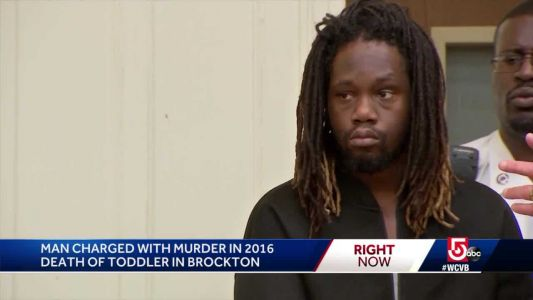 Man charged with murder in death of 2-year-old in Brockton