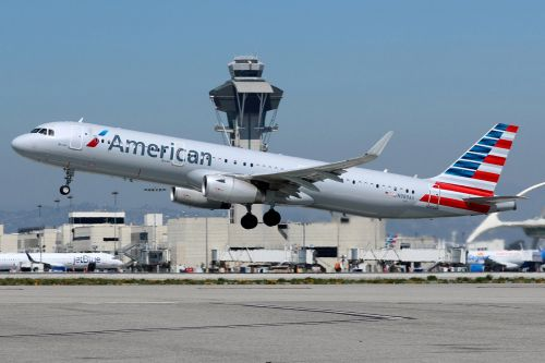 American Airlines pilot reports seeing 'long, cylindrical object' fly over plane