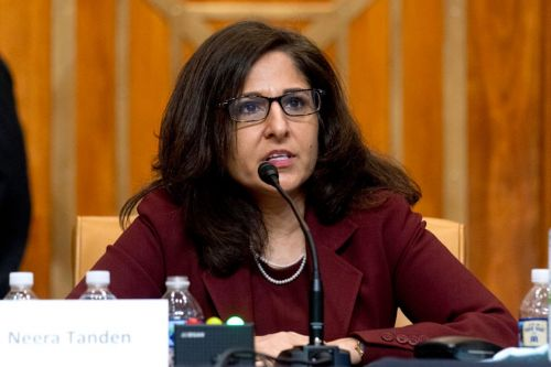 Neera Tanden lands in the White House, after all