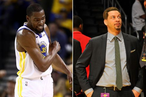 Kevin Durant's fight with Chris Broussard escalates: Don't call me a liar