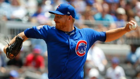 Cubs place Mike Montgomery on DL; Yu Darvish to ramp up activity