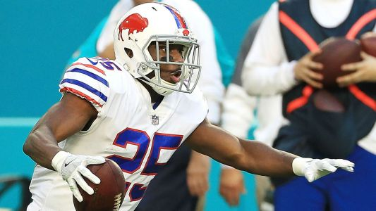 LeSean McCoy injury update: Bills RB remains in concussion protocol